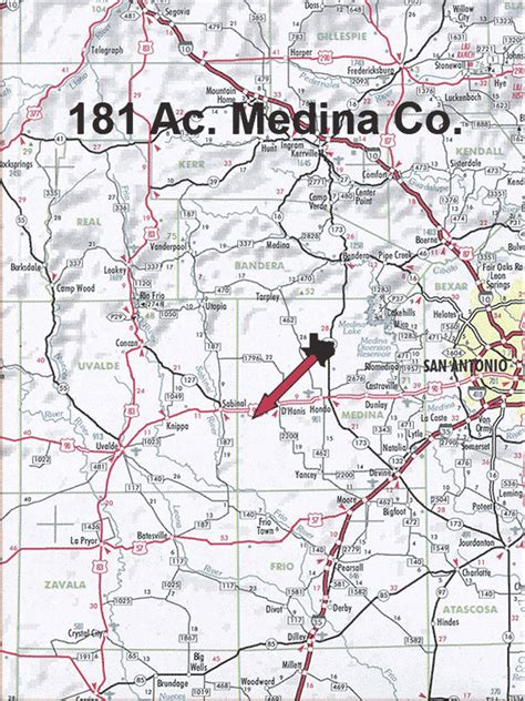 medina county texas map texas ranch for sale 181 acres ranch real estate in medina county