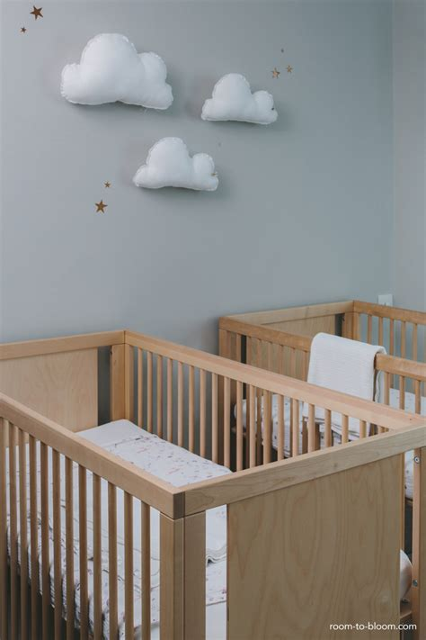 Neutral Baby Room Ideas For Twins
