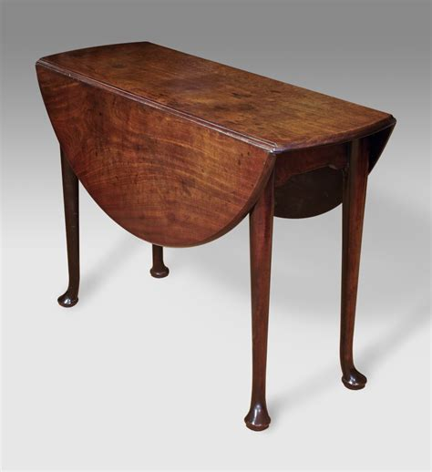 Drop Leaf Table Uk Antique Drop Leaf Table Drip Leaf Dining Table Pad Foot Table Mahogany C18 18th Century