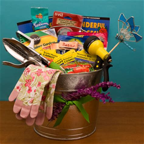 Gardening Gift Basket Ideas by Yahoo Health