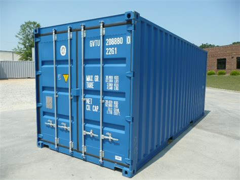 Planter Technology Inc by Container Door Stiffener Shipping Container Assembly