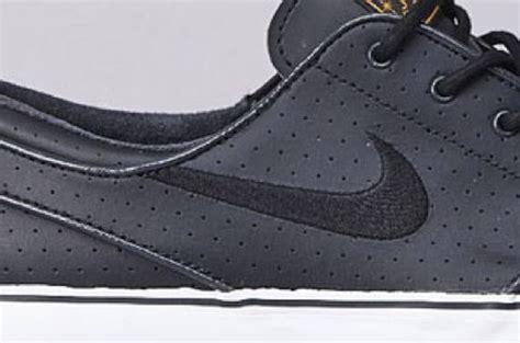Sepatu Nike Stefan Janosky Grey nike stefan janoski black leather perf cladem