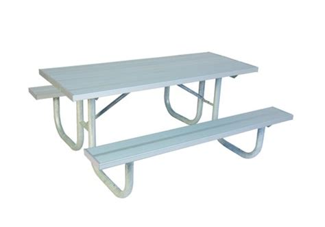 commercial picnic table why choose aluminum picnic tables commercial site