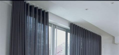 ikea ceiling curtain track wave by silent gliss curtains ux ui