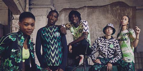 nigeria 2018 world cup nike kits todo sobre camisetas