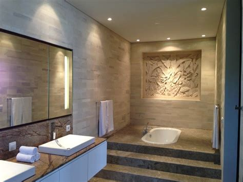 bathtub indonesia jimbaran bali indonesia tropical bathroom other