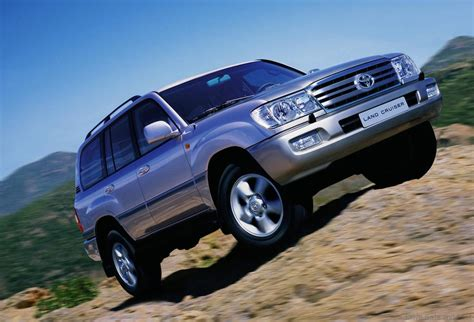 Buy Used Toyota Why Buy A Used Toyota Land Cruiser 100 Series Drive Safe