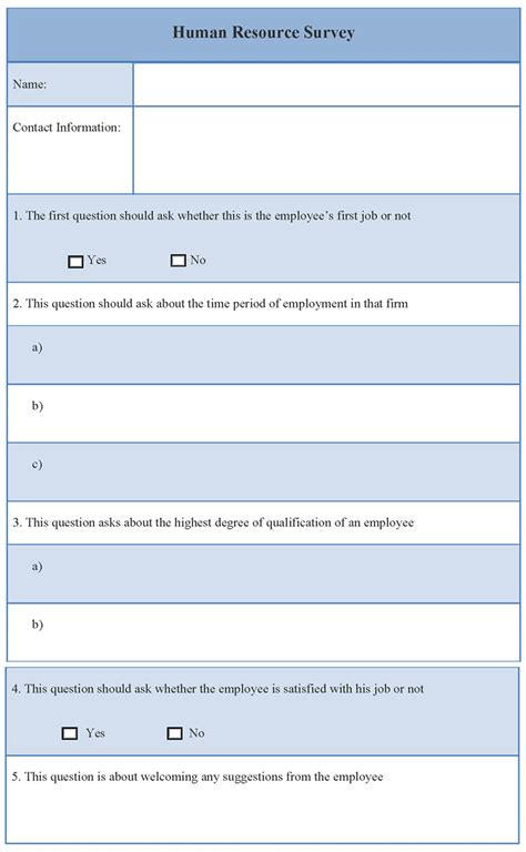 free human resources forms and templates editable evaluation form for only 499