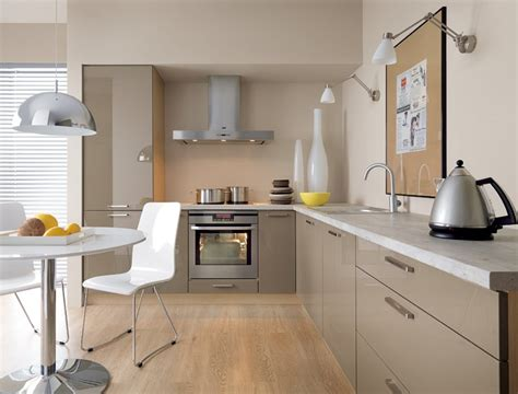 Grey White Kitchen 38th Elysee Avenue Capital Brw Modern Kitchens