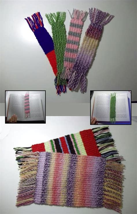 Easy Handmade Things To Make - things to make and do basic weaving with a simple