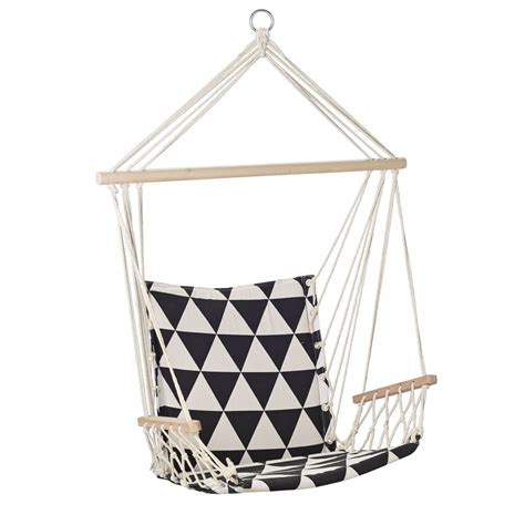 Hamac Chair by Z 225 Věsn 233 Houpac 237 Křeslo Hammock Chair Black Nordic Day