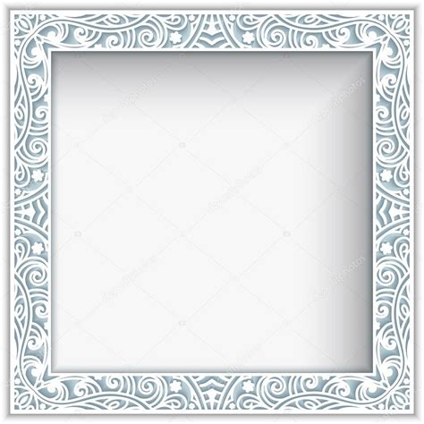 paper picture frame template paper paper picture frame template