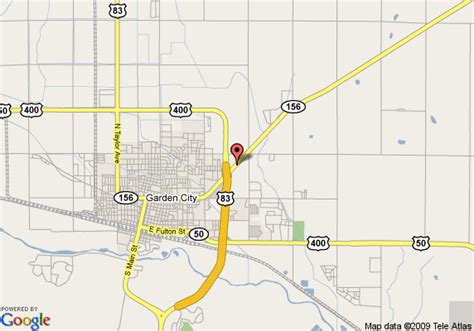 Americinn Garden City Ks by Map Of Americinn Of Garden City Ks Garden City