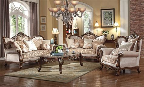 terraso traditional style living room furniture