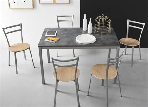 tavolo e sedie calligaris tavolo calligaris performance rettangolari allungabili