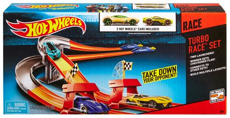 Track Racing Of Track Hotwheels Wheels 174 Turbo Race Track Set Shop Wheels Cars