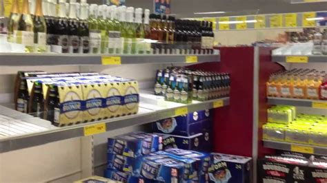 how to section an alcoholic aldi the new alcohol section at canterbury nsw aldi