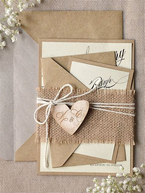 Wedding Invitations Kraft Paper by 50 Rustic Country Kraft Paper Wedding Ideas Deer Pearl