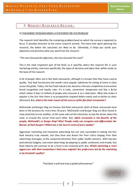 how to write a research paper quickly how to write a research paper on fast food