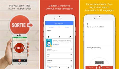 best free web translator best iphone translation apps must travel companions