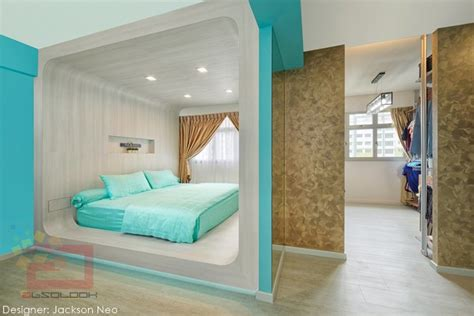 Bedroom Renovation Ideas Singapore 10 Stylish Hdb Bedrooms In Singapore You Won T Mind