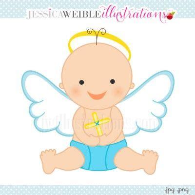 angel babies clip art cute baby boy angel clipart 25