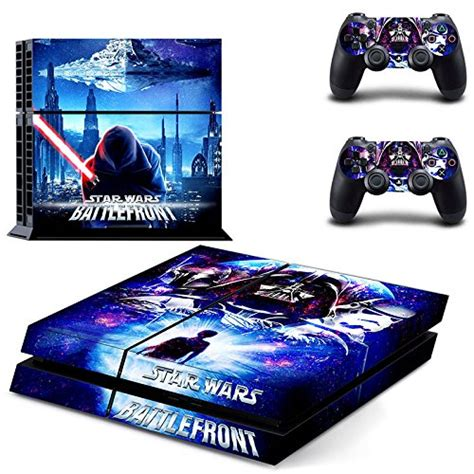 wars battlefront 2 console beyone playstation 4 console skin remote controllers
