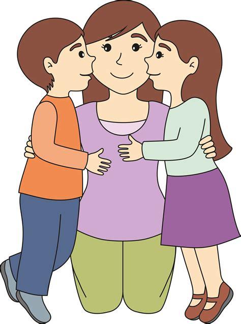 Imagenes De Mama Con Sus Hijos En Caricatura | d 237 a de las madres quot la perlita quot con t 237 a margarita