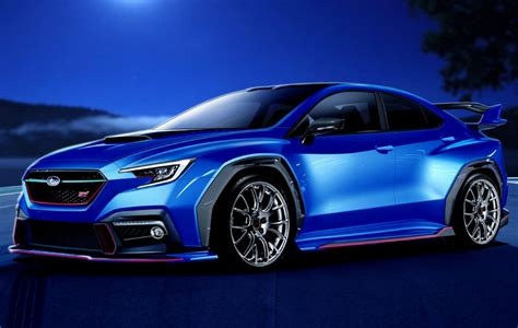 Subaru Sti 2020 News by Subaru Sti 2020 News Exterior Interior Engine Price
