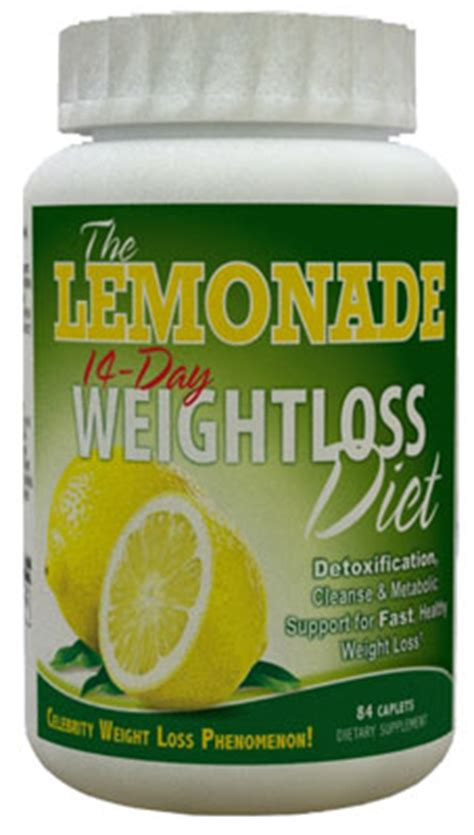 Weight Loss Lemonade Detox by The Lemonade Diet Weight Loss Results Lemonade