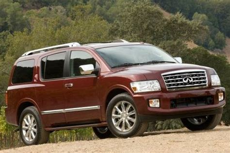who makes infiniti qx56 2010 infiniti qx56 gas type specs view manufacturer details