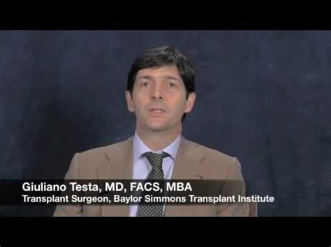 Asbell Md Facs Mba by Giuliano Testa Md Facs Mba Living Donor Liver