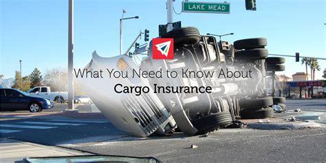 cargo insurance      land sea air