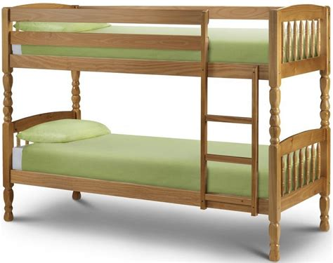 Lincoln Bunk Bed Julian Bowen Lincoln Pine Bunk Bed Uk Home Furnitures