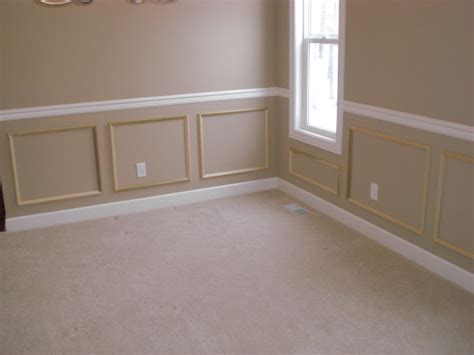 Wainscoting Frames diy wainscoting using picture frames nifymag