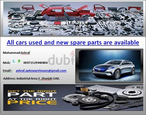 automotive parts accessories main category dubizzle dubai other all types of used and new car