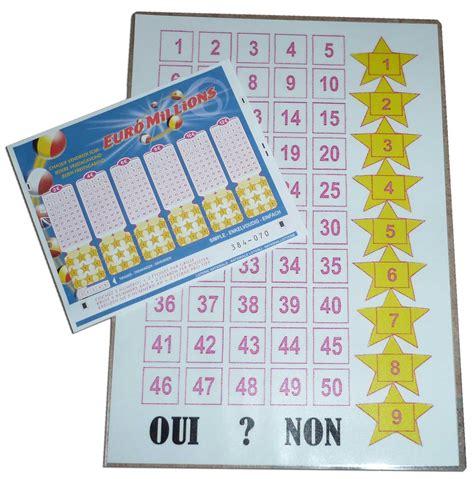 prix de la grille euromillion jeux de hasard loto bingo tierc 233 augmentez votre