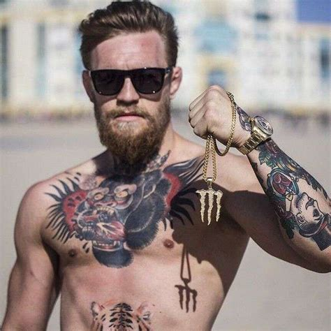 conor mcgregor net worth quotes records tattoos and