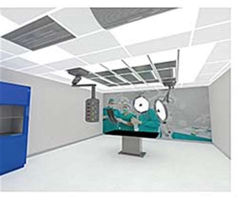 Operating Room Hvac Design by Facilities Management Hvac Operating Room Ceiling System