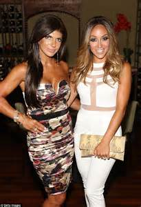 what does tresa charge for a reading teresa giudice celebrates new year s eve with melissa