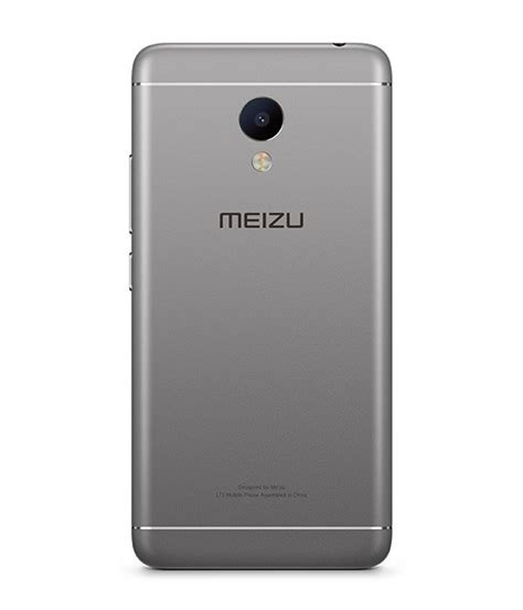 Meizu M3s Y685h 16gb Gray meizu m3s mini y685h 16gb lte dual sim grey