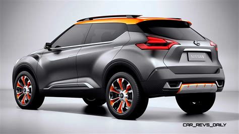 nissan kicks 2014 nissan kicks concept is new sao paolo off road crossover