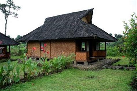 rumah adat rumah adat sunda
