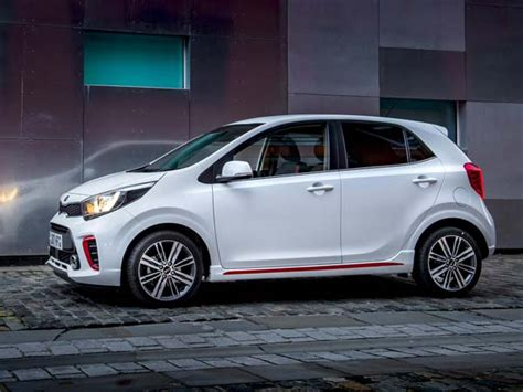 kia picanto gt line might be the cheapest performance