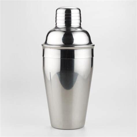 Shacker Stainless Steel stainless steel cocktail shaker world market