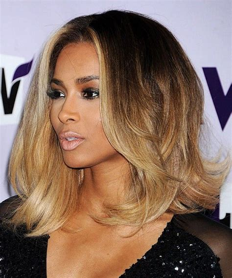Medium Length Hairstyles For Black by 1000 Images About Black Shoulder Length Hair On