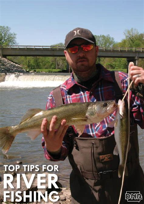 News The Guide To And Fishing by Get The Lowdown On River Fishing In Iowa Dnr News Releases