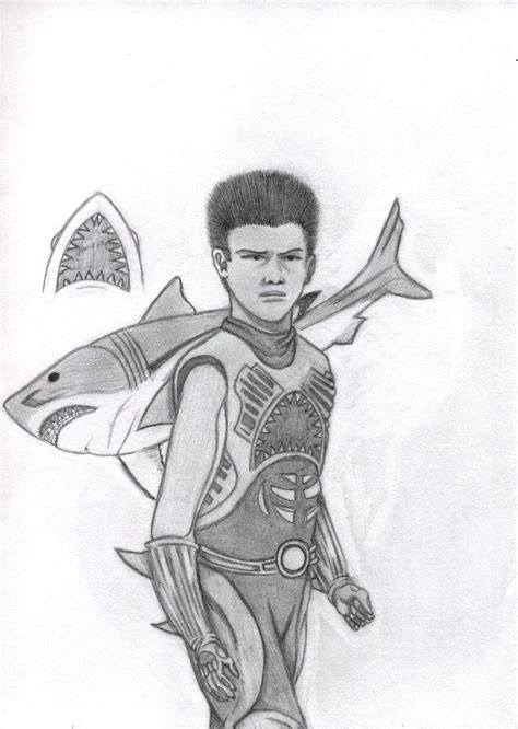 sharkboy colouring pages