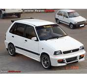 Auto Strikerzz &171• Maruthi Suzuki 800 Modifications  Car Lovers