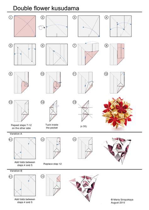Printable Origami Flower - free printable cards free printable origami